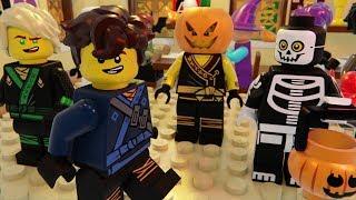 LEGO NINJAGO HALLOWEEN PARTY