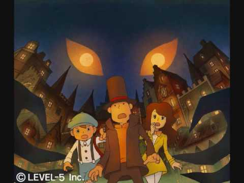 Save Professor Layton and the Specter's Flute Theme -LIVE- Pictures