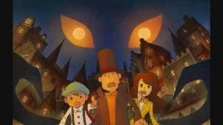 Repeat youtube video Professor Layton and the Specter's Flute Theme -LIVE-