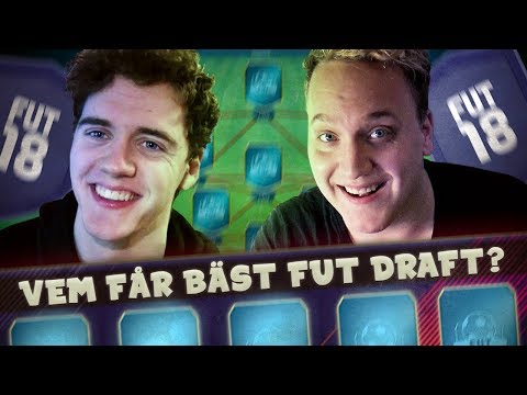 'FUT DRAFT CHALLENGE VS. OZZARD!!' | BÄST FUT DRAFT #2 | FIFA 18