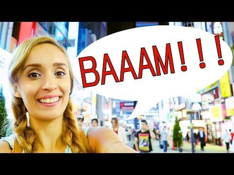 How to walk from Shibuya to Harajuku