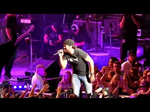 LUKE BRYAN at Saratoga Performing Arts 2017