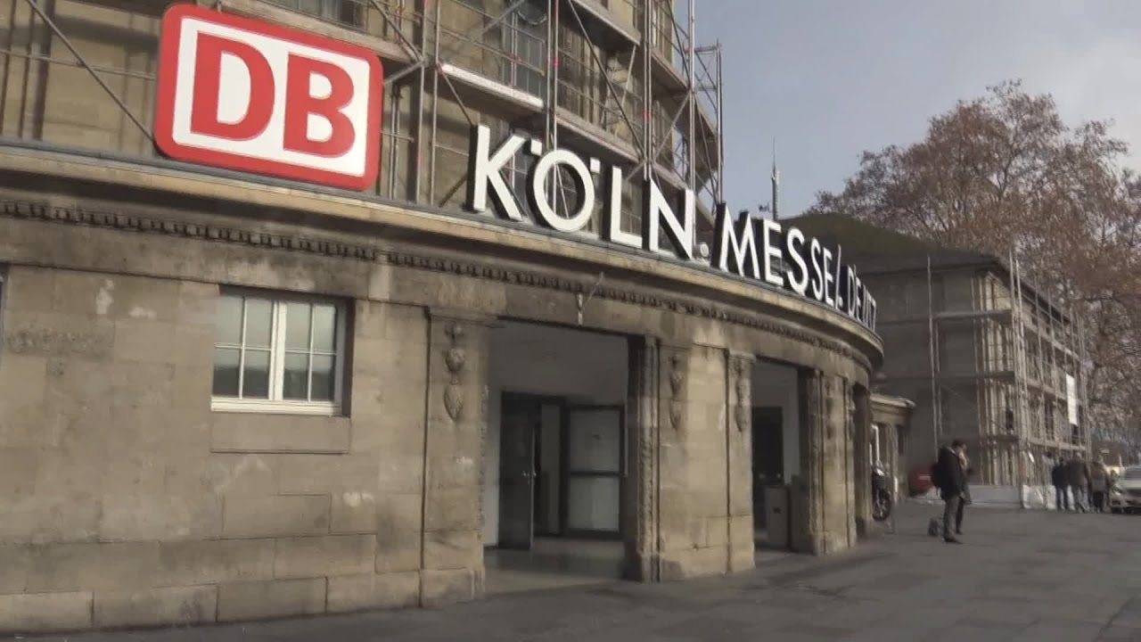 10 Zentner Bombe Gefunden Bahnhof Gesperrt In Köln Deutz