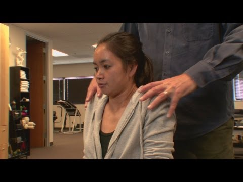 Trapezius Exercises for Neck Physical Therapy : Physical Therapy for the Neck