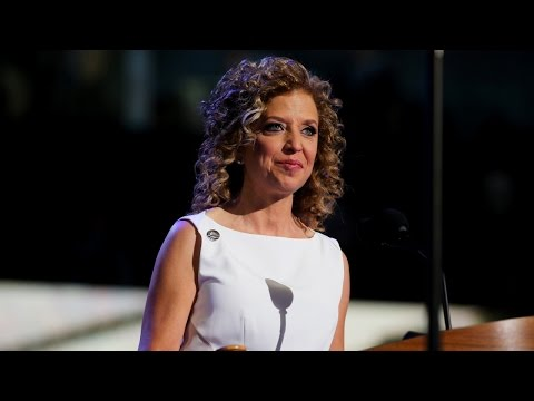 DNC Chair Talked Smack, Then Emails Were Leaked, And Now She
