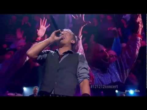 Bruce Springsteen - Jersey Girl Live 12-12-12 Sandy Relief Concert