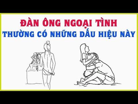Đàn ông NGOẠI TÌNH Thường Có Những Dấu Hiệu Này. Không Phải Ai Cũng Biết! | Blog HCĐ ✔