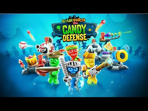 Sour Patch Kids Candy Defense Android Gameplay Hd Youtube