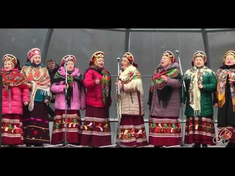 Видео: Белгород 2016. День защитника Отечества. Концерт, Фейерверк