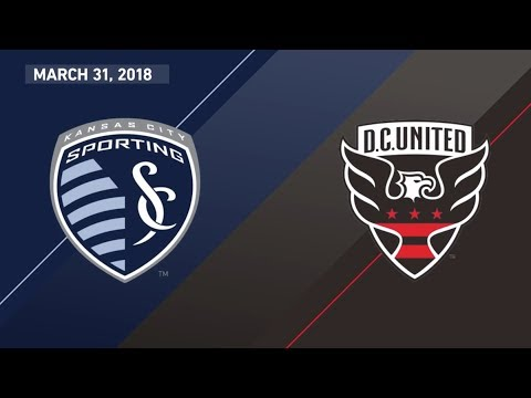 HIGHLIGHTS: Sporting Kansas City vs. D.C. United | March 31, 2018