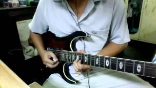 Xóm đêm - Guitar Instrument cover