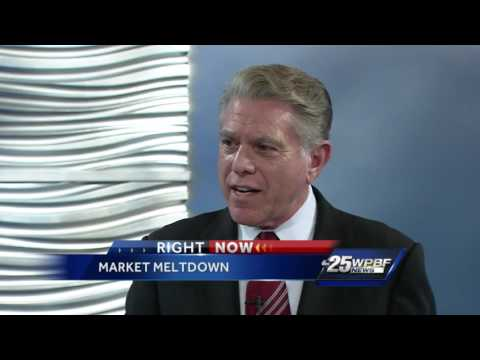 Market meltdown? Local professor explains stock market drop