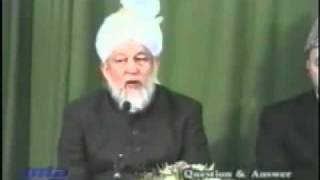 Ahmadiyya is the true Islam - Part 2 of 3 - Q&A Session by Mirza Tahir Ahmed.flv