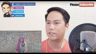 Shila Amzah - Falling In Love With You | REACTION