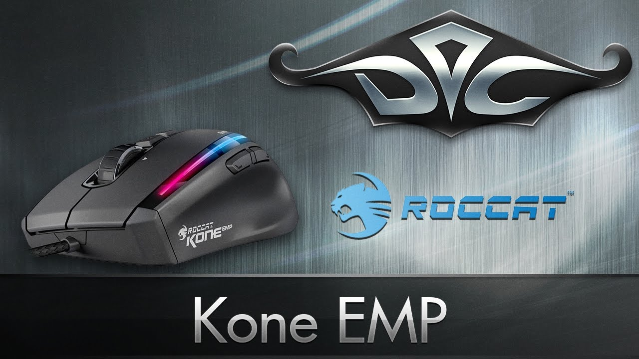 Roccat Kone EMP vs. XTD Optical. Обзор-сравнение.
