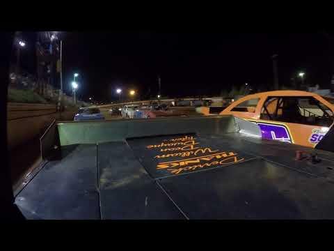 Matt Cauthen Super Street 6-30-18 Lancaster Speedway Main Event (Back Cam)