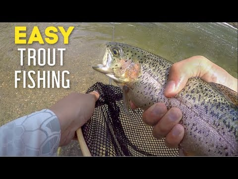 The BEST BAITS For Stocked Trout Fishing! - How To Catch Stocked Trout