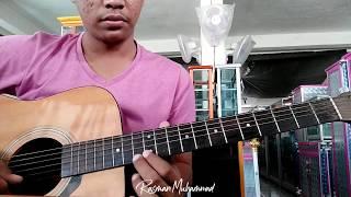 Sabyan X Nagita Slavina - Ramadhan (guitar acoustic)