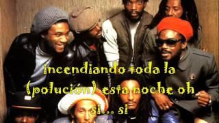 bob marley & the wailers burnin and lootin-subtitulado al español-(+letra)