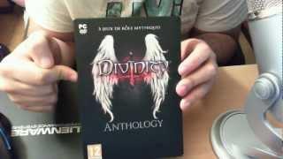 Présentation / Bon Plan : Divinity Anthology - PC