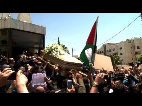Tareq Aziz, voice of Saddam's regime, buried in Jordan