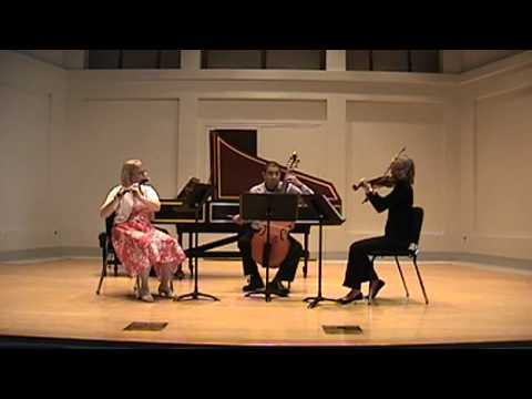 Trio Sonata from the Musical Offering - 3. Andante