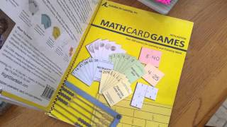Homeschool math game multiples