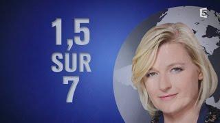 Le Débrief - C à vous - 06/04/2015