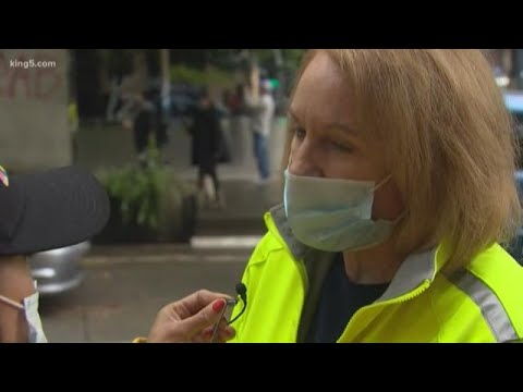 Seattle Mayor Durkan On Clean-up After Downtown Protests