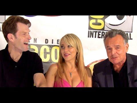 """Batman: The Killing Joke"" Cast Talk"
