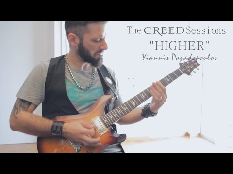 ╪The Creed Sessions★Higher • Yiannis Papadopoulos╪