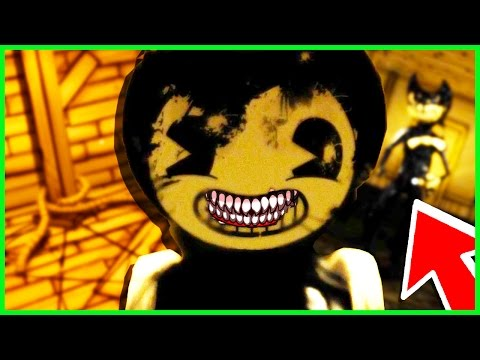 Bendy And The Ink Machine: Chapter 2 Ending - 🌟TIME TO COMPLETE THE SECRET RITUAL🌟 - (Gameplay)