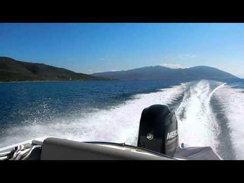 HYDROTAB FLAPS ON COMPASS 170 DC MOTOR BOAT