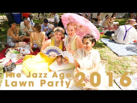 JAZZ AGE LAWN PARTY NYC 2017