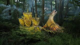 Wonderland - 'She'll Wait For You In The Shadows Of Summer' - Kirsty Mitchell Photography
