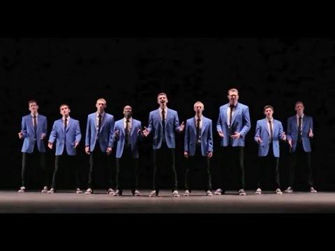 Noyana / Come, Come, Ye Saints | BYU Vocal Point A Cappella