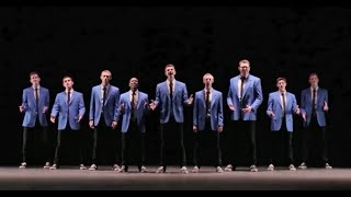 Noyana / Come, Come, Ye Saints | BYU Vocal Point A Cappella
