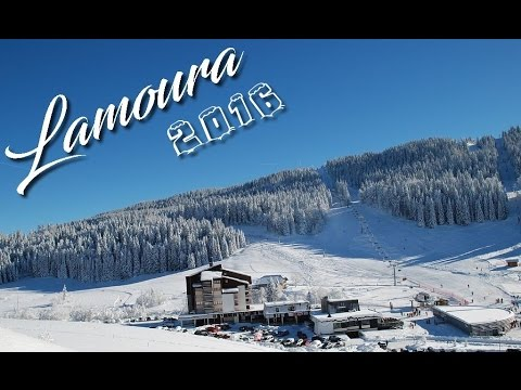 #2 - Vacances Ski 2016 - Lamoura (Jura)