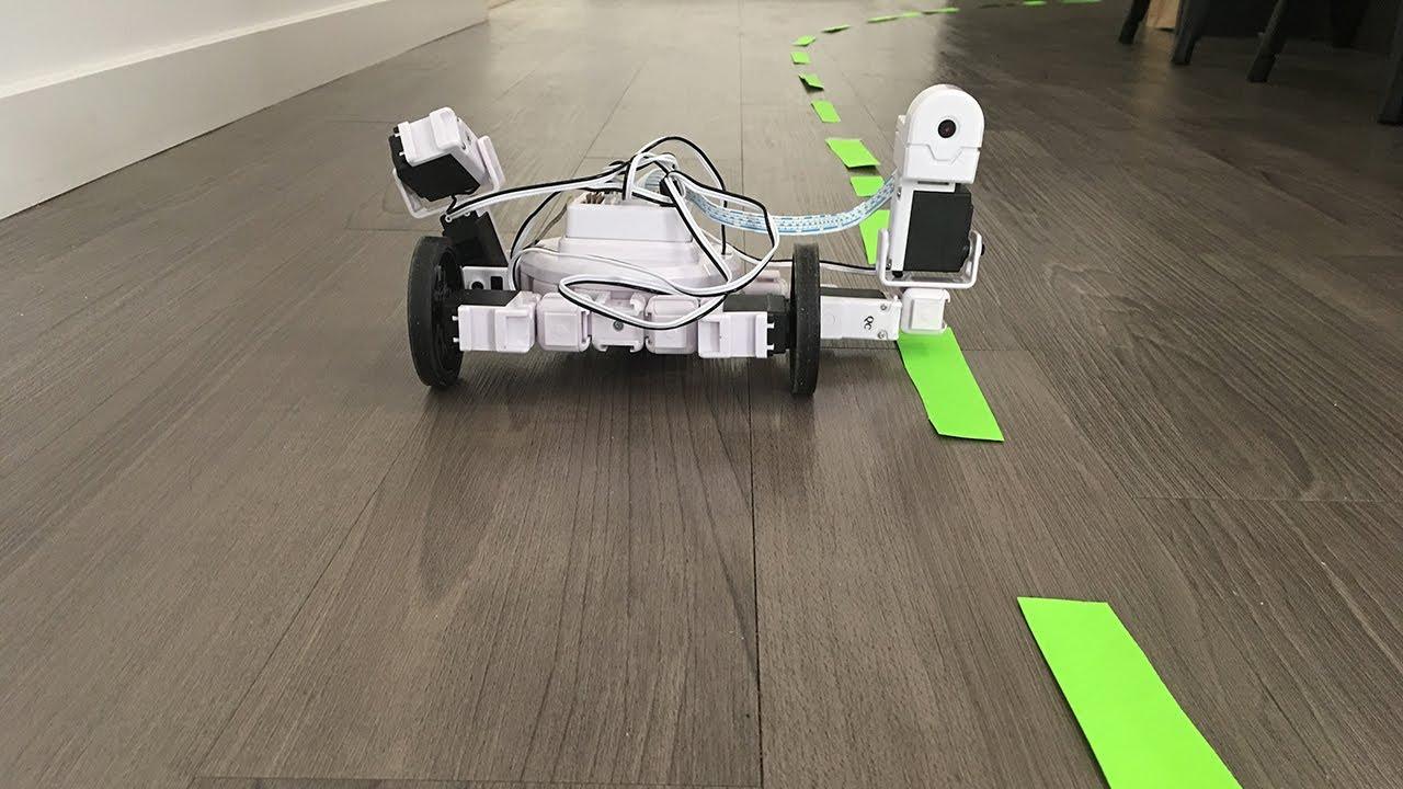 DIY Autonomous Vehicle - EZ-B v4 & IoTiny - Learn - EZ-Robot