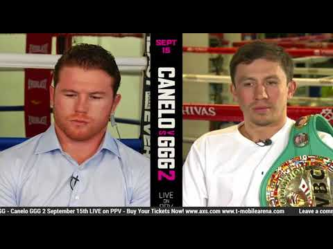 (0 To 100) Canelo Vs GGG 2 The Beef Is Real Full Video - Esnews Boxing