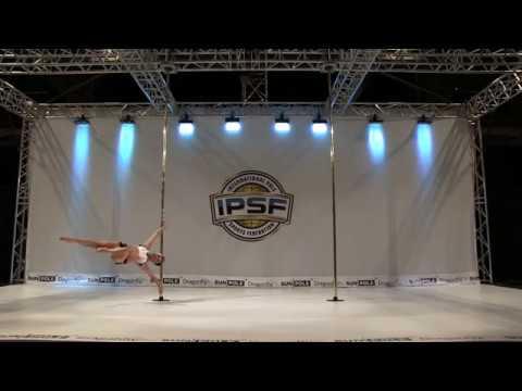 WPSC19 - Pole Sports - Senior Women - Maria Eugenia Plaza Ortega - Mexico