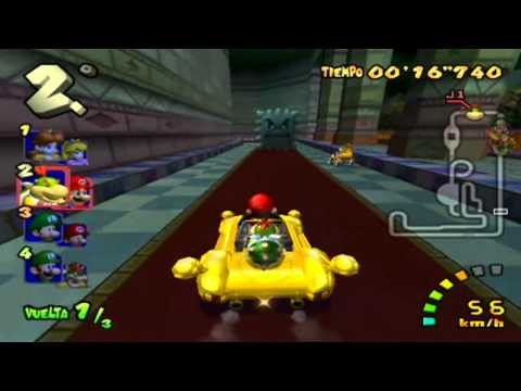 NGC Mario Kart  Double Dash
