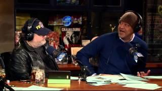 The Artie Lange Show -Kenny Albert (in-studio) Part 1