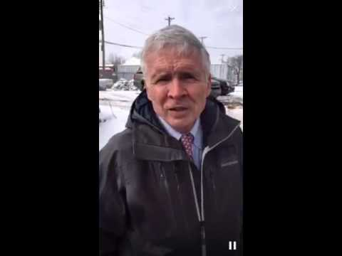 Retired IBEW Representative Mike Nugent