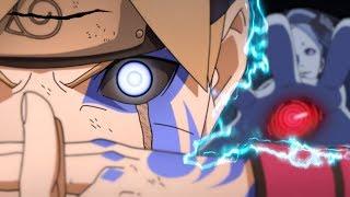 Boruto Uzumakis Gottes Kräfte ENTHÜLLT? | Boruto/Naruto Theorien