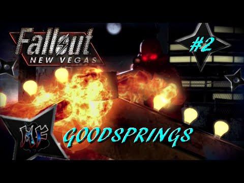 New Vegas Hardcore Unarmed Build