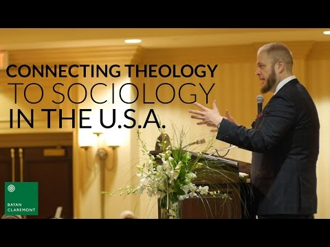 Connecting Theology to Sociology in the USA - Imam Suhaib Webb
