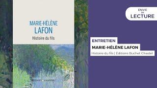 Envie de lecture – Emission de février 2021. Rencontre avec Marie-Hélène Lafon