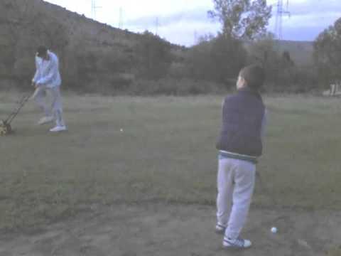 Golf Fun European Tour Ball Collector