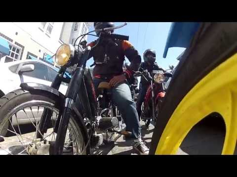 Marin County 2013-04-20 Moped Ride - Directors Cut -